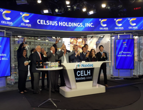 CELSIUS Rings The NASDAQ Opening Bell {Photo Gallery}