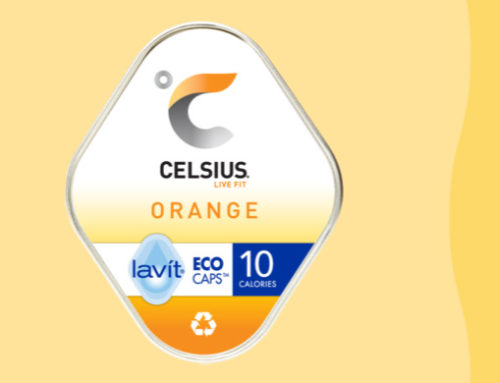 Celsius® Teams with Lavit to Offer Beverages in Recyclable Cap Format for Water Coolers