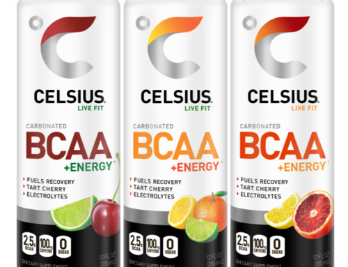 Celsius Announces Launch of Branched-Chain Amino Acids (BCAA) Product Line