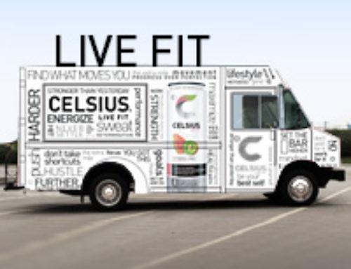 Celsius Launches Nationwide LIVE FIT Tour