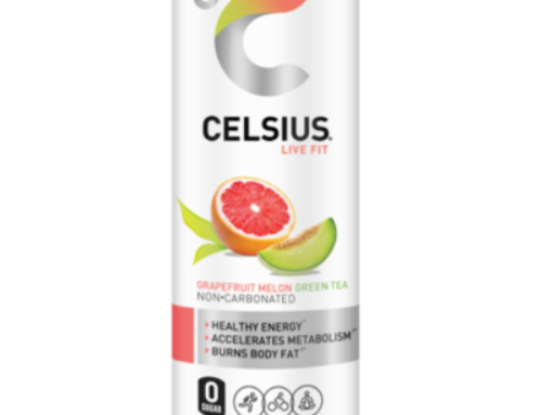 "Celsius Announces Launch of Newest Non-Carbonated Flavor  ""Grapefruit Melon Green Tea"""